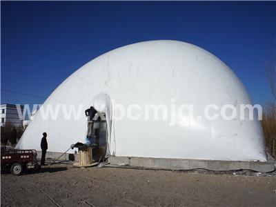 新疆气膜厂家——安装气膜优选新博成膜结构