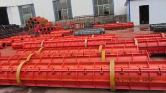 恒林(热搜榜)水泥立柱机械+水泥立柱设备