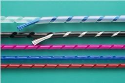 KSS卷式结束带/缠绕管/阻燃缠绕管