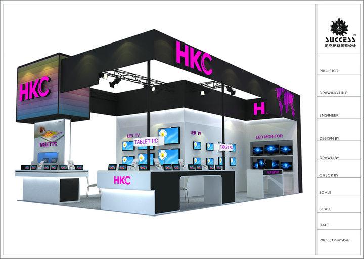 深圳展览展示领先者_司克萨斯 广州展会特装展台设计公司市场
