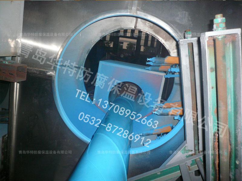 粉末喷涂设备--青岛华特防腐保温设备有限公司这里有优质的设备
