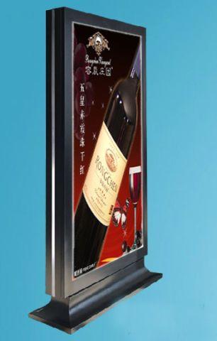 淮安指路牌灯箱——哪里的商务户外广告灯箱比较好