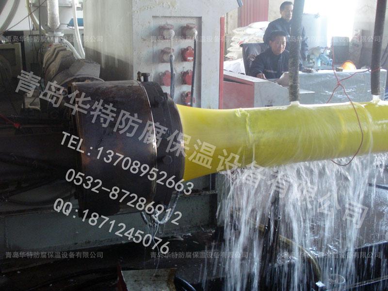 青島華特防腐保溫設備有限公司-聚氨酯泡沫一步法設備