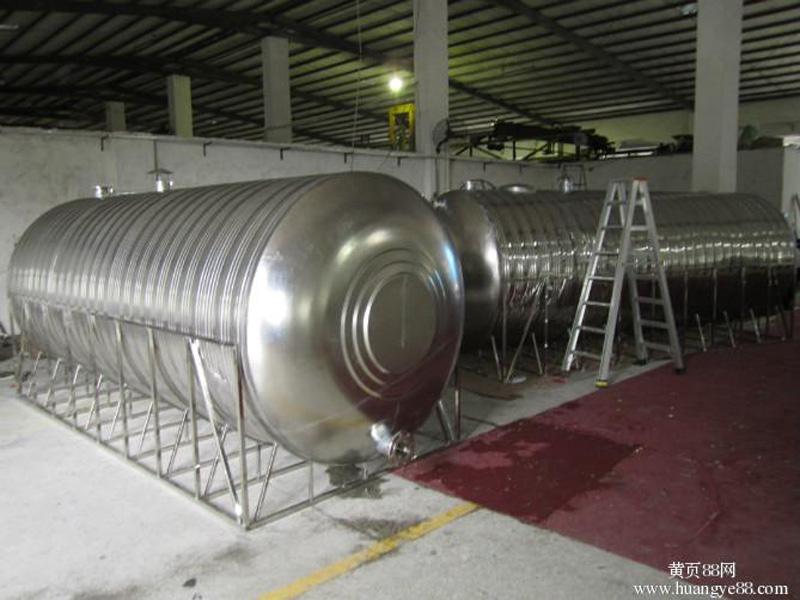 天和保温水箱专业生产不锈钢水罐|不锈钢保温水罐生产厂家