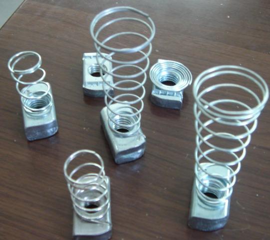 弹簧螺母,弹簧螺母供应,弹簧螺母价格