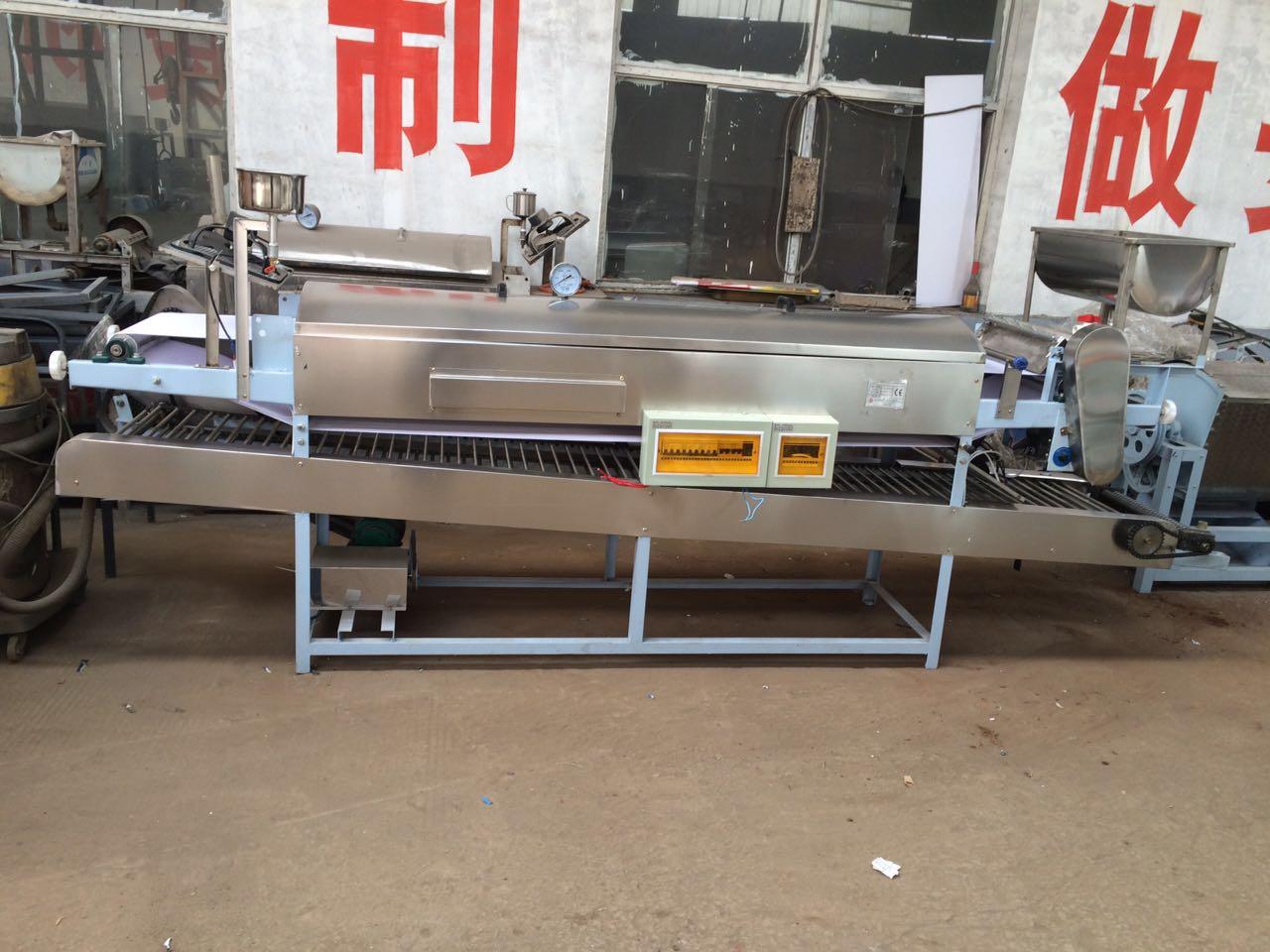 山西蒸汽凉皮机报价-华标机械制造厂质量好的凉皮机出售