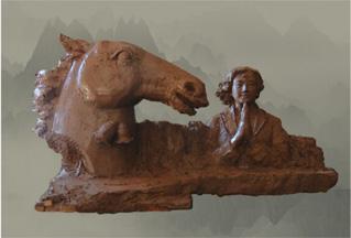 兰州城市雕塑公司-采购甘肃雕塑认准凯文雕塑工作室