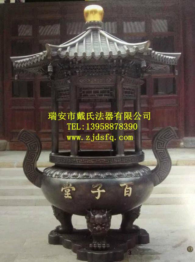 哪儿能买到品质好的圆形香炉_定做嘉兴寺庙香炉