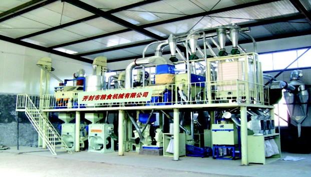 武清玉米深加工成套设备-价位合理的玉米深加工成套设备开封市粮食机械供应