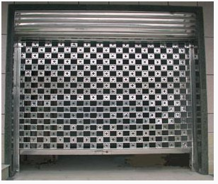 晶宇金属门窗厂_质量好的重庆不锈钢卷帘门提供商 重庆不锈钢卷
