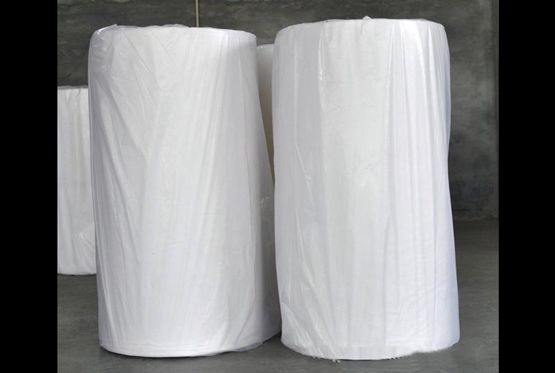 长丝非织布,长纤土工布,长纤聚酯胎【兰花王】长丝非织布生产