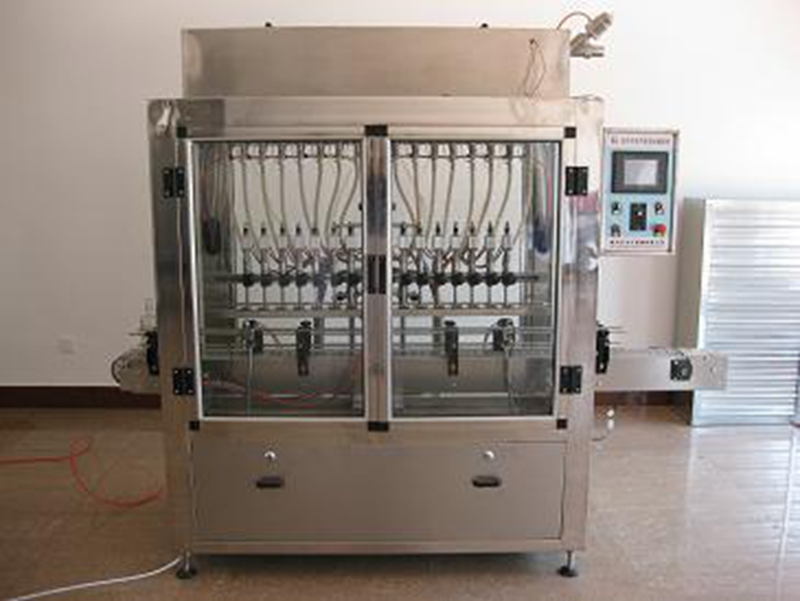 直线灌装机设备哪家先进-直线灌装机生产厂家