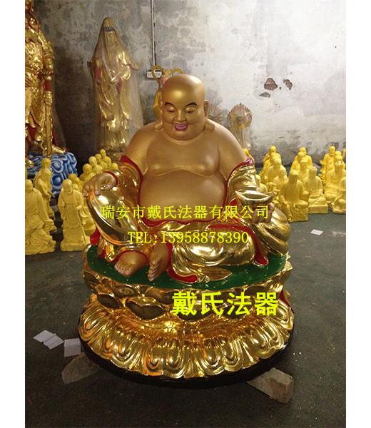 优质的大肚弥勒佛供货商 宗教庙宇铜佛像