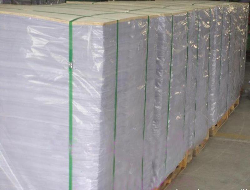 寿光60-80克全木桨高白双胶纸——{荐}晨旭纸张价格合理的60-80克全木桨高白双胶纸供应