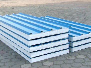专业设计制造淄博岩棉复合板|淄博岩棉彩钢瓦