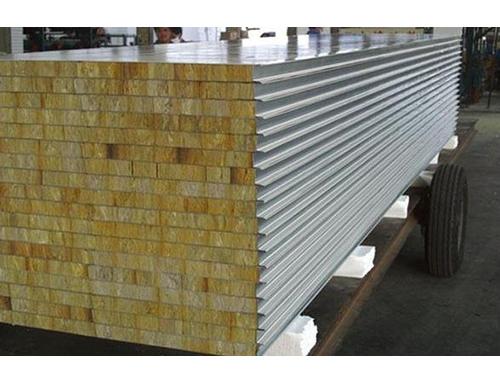 淄博岩棉彩钢瓦厂家——山东专业的淄博岩棉复合板公司