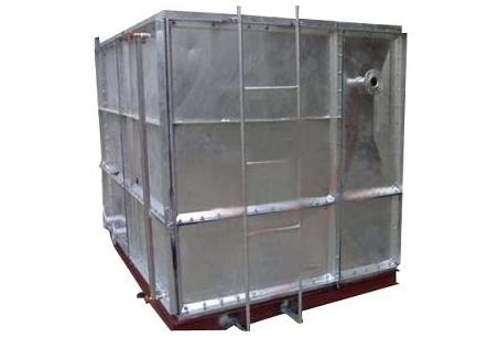 万盛空调提供质量好的镀锌水箱