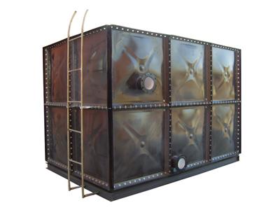 喷塑水箱品牌 畅销的搪瓷水箱价格怎么样