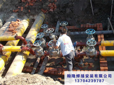 提供质量好的盘锦管道工程管道焊接安装 沈阳排水管道