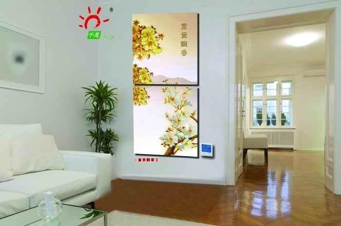 南阳碳晶墙暖--石墨烯电暖画十年取暖,品质质优