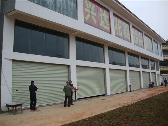 重庆专业的双层卷帘门批售-涪陵 铝合金双层卷帘门专卖店