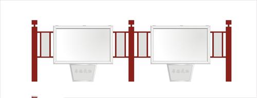 江蘇宣傳欄廠商推薦_戶外智能液晶燈箱