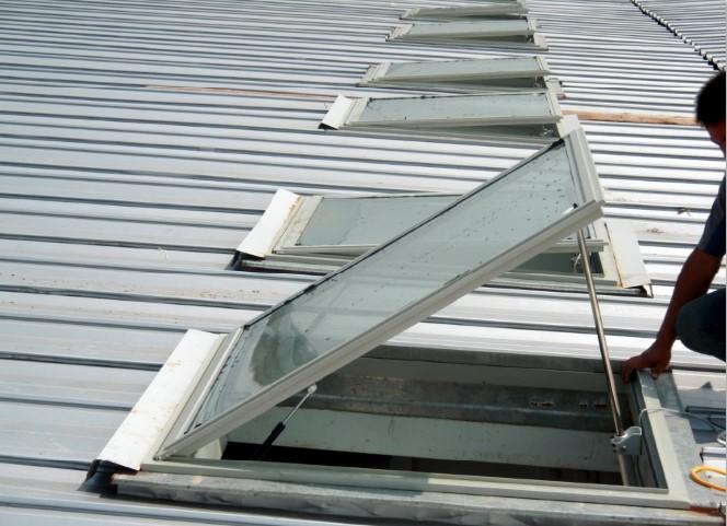 徐州供应CHS螺杆式电动开窗机 一字型排烟天窗螺杆式开窗器