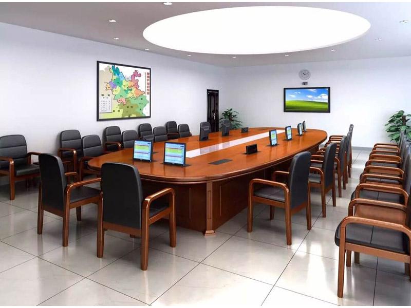 白銀會議桌定製_質量硬的會議桌推薦給你