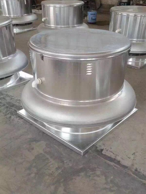 鋁制離心屋頂風機