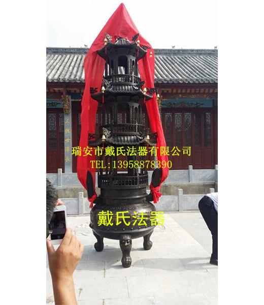 戴氏法器厂_上等寺庙宝鼎供应商——常熟寺庙宝鼎