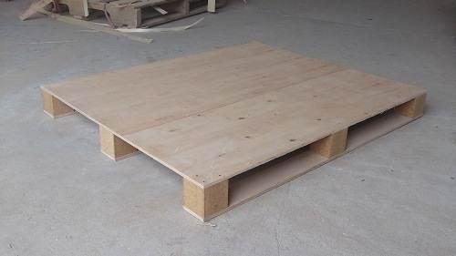 隆成木业供应同行中口碑好的免检卡板 厚街免检木卡板