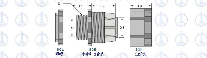 固定头批发|厦门靠谱的KSS浪管固定头供应商推荐