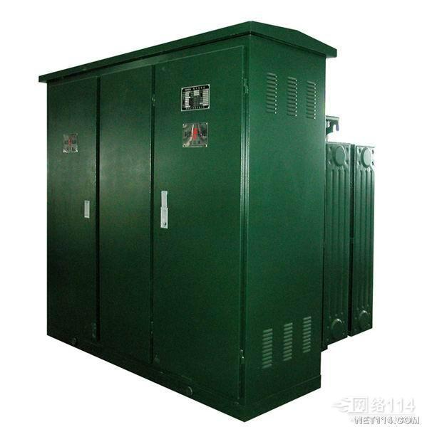 美式箱变值得信赖-销量好的箱式变电站厂家批发