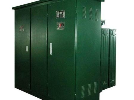温州规模大的箱式变电站厂家推荐_美式箱变供应商