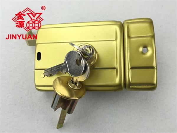 防盗门锁生产厂家-广东556金色门锁推荐