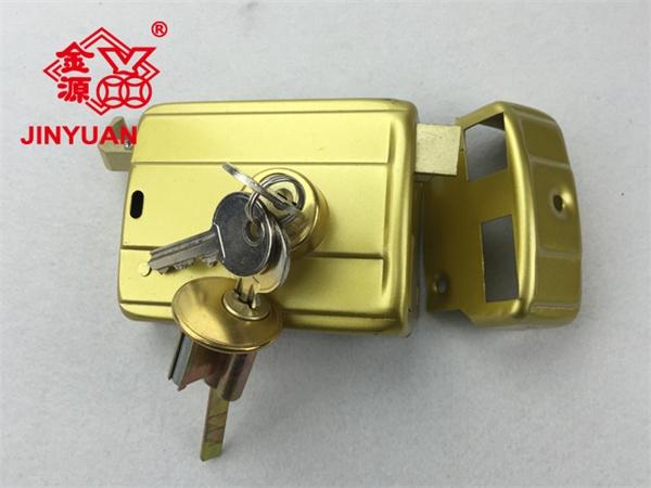 高要木門鎖_廣東實用的556金色門鎖供應