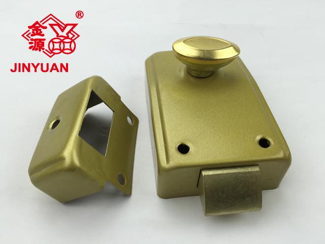 購買木門鎖-廣東新式558金色門鎖供應
