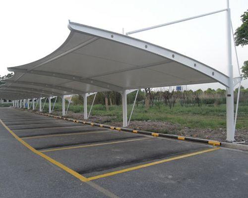 膜结构停车棚厂家-安装快捷的膜结构汽车棚推荐