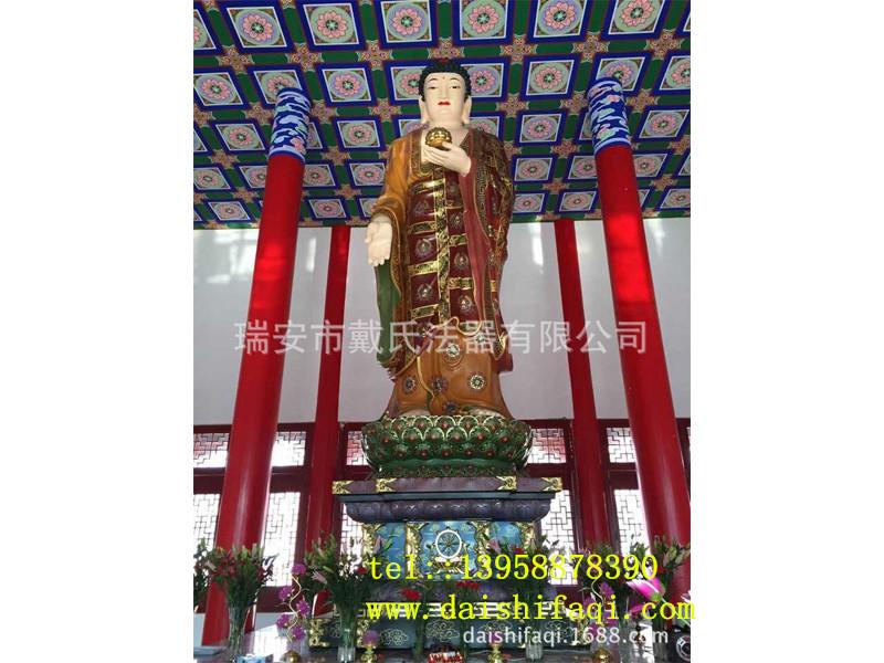 哪儿能买到品质好的6.8米药师佛像——铜佛像供货厂