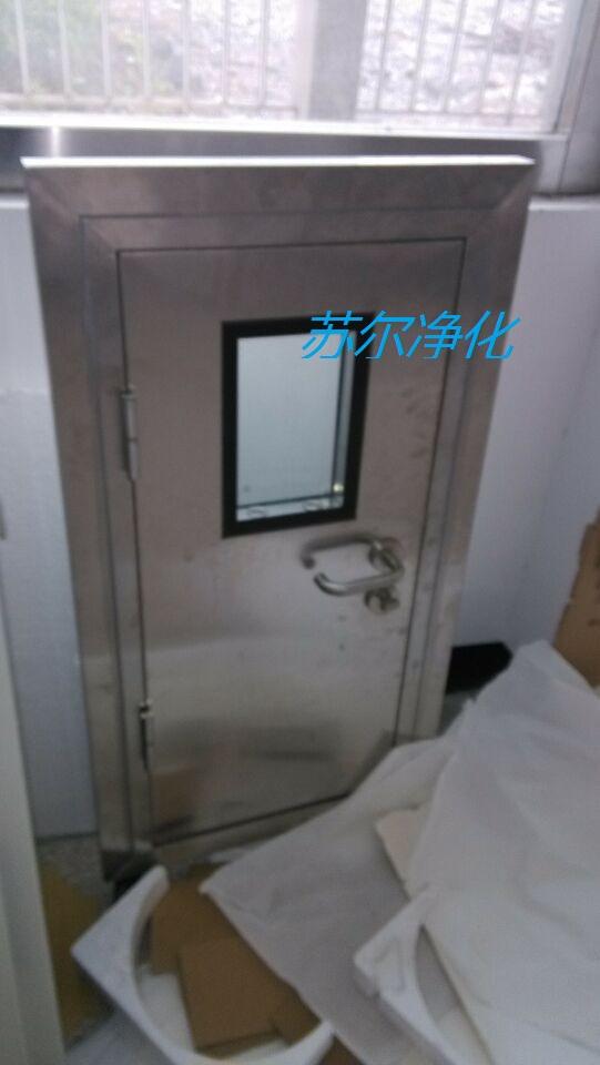在哪能买到可信赖的不锈钢净化门呢-优惠的不锈钢净化门