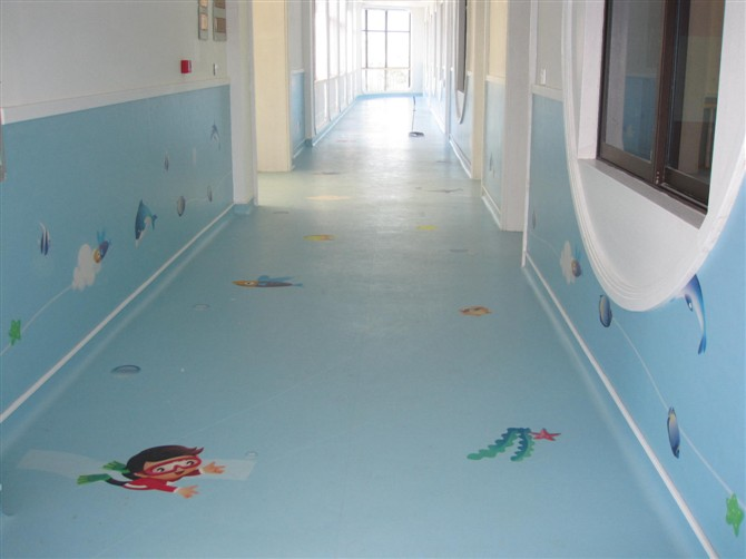 福建價格優惠的幼兒園pvc塑膠地板,三明幼兒園塑膠地板