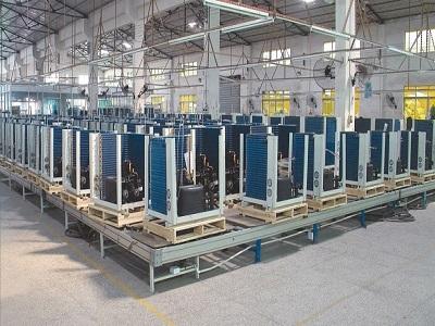 宁夏空气源热泵,银川空气源热泵-盛凯提供质量硬的空气源热泵