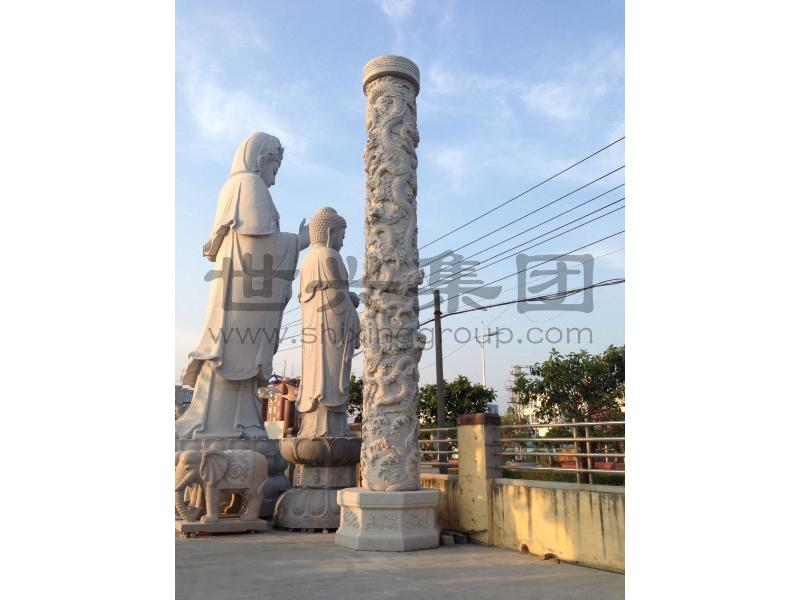 廣場文化柱批發_供應泉州好用的廣場文化柱