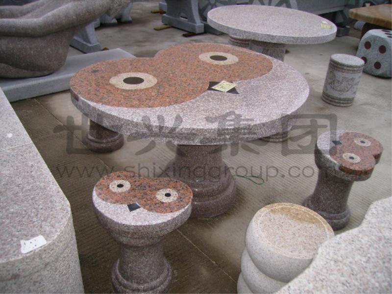 澳门石桌椅|世兴石业石桌椅您的品质之选