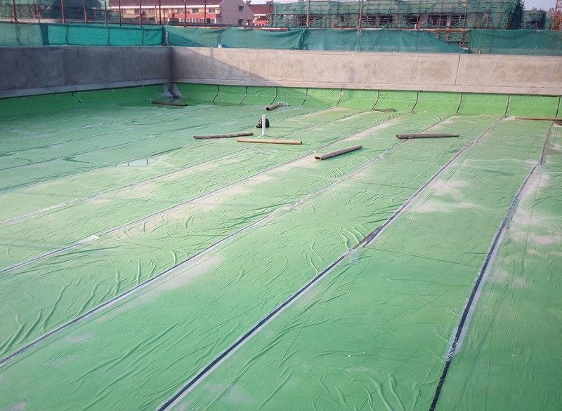 出售非瀝青基高分子預鋪型防水卷材|買性價比高的非瀝青基防水卷材優選宏泰防水材料公司