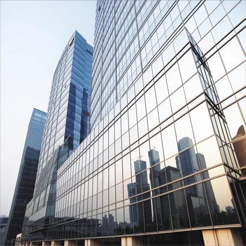 菏泽哪有供应价格合理的蓝板玻璃/蓝板玻璃专卖店