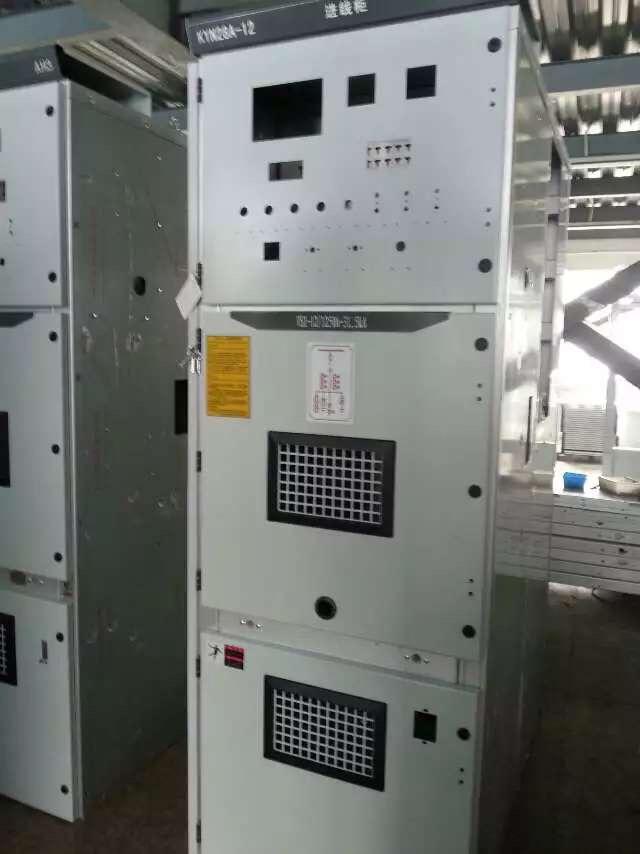 万商电力设备价位合理的KYN28-24高压开关柜_你的理想选择_KYN28高压开关柜生产厂家