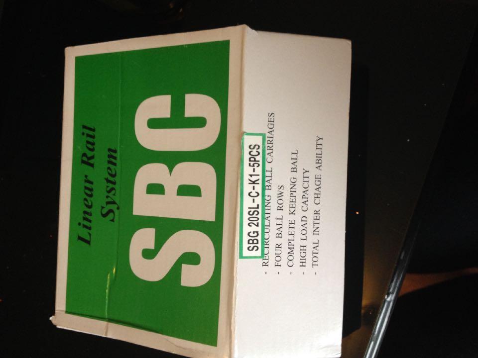 SBS35SL-C滑块导轨韩国SBC滑块KOREA滑块昶晟隆
