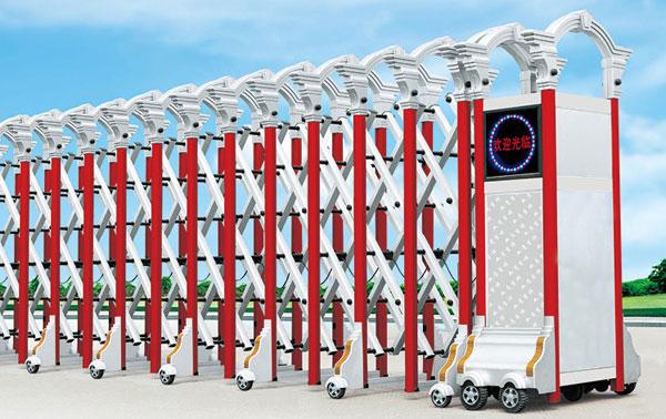 昆明电动伸缩门供应商哪家比较好-哪有昆明电动伸缩门