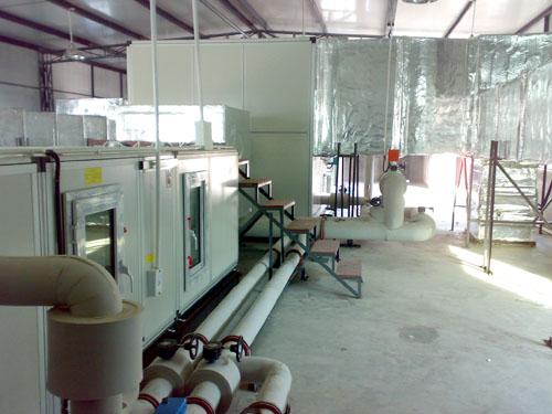 中央空调改造工程-靠谱的中央空调工程桦达空调提供